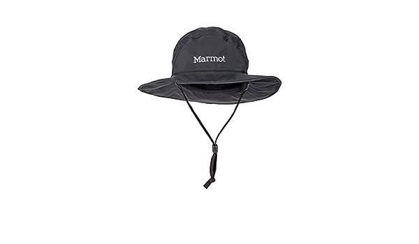 Marmot Men s PreCip Safari Hat Deep 7a5bb40ac29