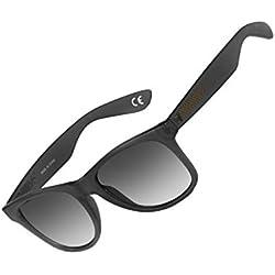 Vans Spicoli 4 Shades - Gafas de sol Hombre, Negro (Black), Talla única