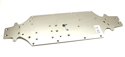 Carson 1:8 4WD Virus 4.0 Brushless Buggy 500405765 Chassis Plate CV3®