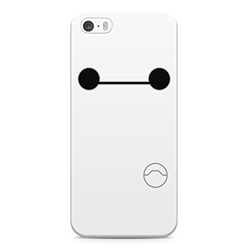 Big Hero 6 Baymax Hard Plastic Snap Case Cover For iPhone 5 / iPhone 5s Custodia