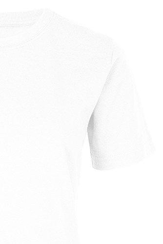 Bio T-Shirt Damen Weiß