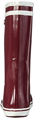 Aigle Malouine Bt, Bottes de Pluie Femme Rose (Groseille)