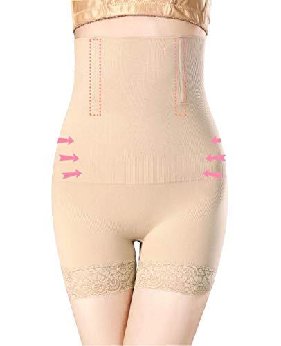 GARYOB Damen Shapewear Slip Miederhosen Bauch Weg Miederpants Figurformend Taillenformer Miederslip Body Shaper -
