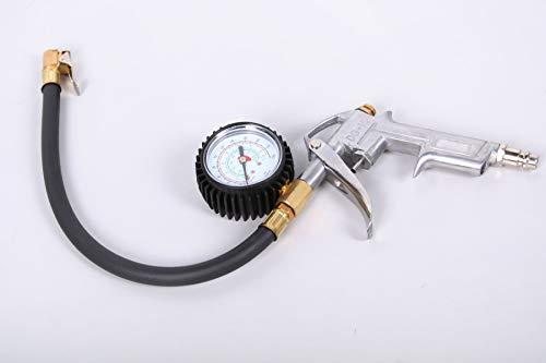 Grodenberg-Pistola-Professionale-per-gonfiaggio-Pneumatici-con-manometro