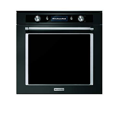 Kitchen Aid KOTSPB 60600 Einbauherd/Backofen EEK: A+ Schwarz Automatikprogramm (Kitchenaid Backofen)