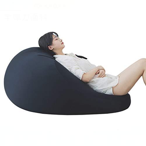 Faules Sofa Zurück Sitzsack Lounge Chair, Birnenförmige Multifunktionale Weiche Elastische...