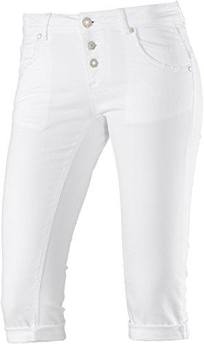 M.O.D Damen 3/4-Jeans weiß 29