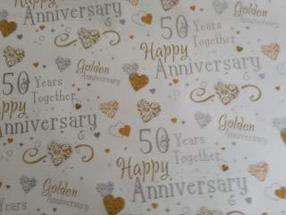 Carta Regalo Per Nozze D Oro 50 Anni Di Matrimonio 2
