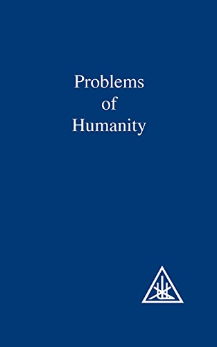 Problems of Humanity by Alice A. Bailey (1-Dec-1964) Paperback