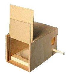 Budgie Nest Box Kit by PPI -