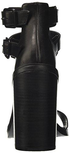 Windsor Smith Tammie, Scarpe Col Tacco con Cinturino alla Caviglia Donna Nero