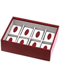 Davidt's Units Synthetic Jewellery Storage System in Red
