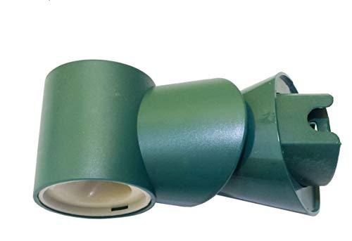 Dyson eurostore07 1 snodo per spazzola 35 / hd 40 folletto vk 130 131 135 136 140 150 aspirapolvere vorwerk adattabili, 1300 w, 1.6 litri, 85 decibel, verde
