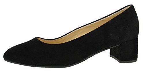 Gabor75.260.17 - Scarpe con Tacco Donna Nero