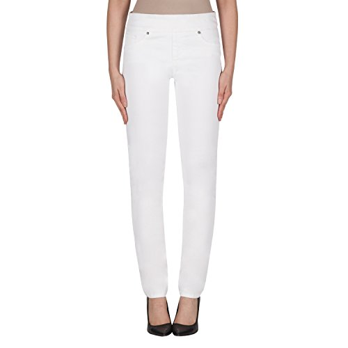 Joseph Ribkoff Spring 2018 Jeans Style 181960 White