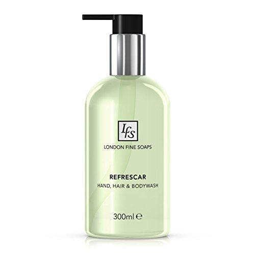 london-fine-soaps-byr245-03-refrescar-capelli-e-corpo-lavare-a-mano-300-ml-confezione-da-6