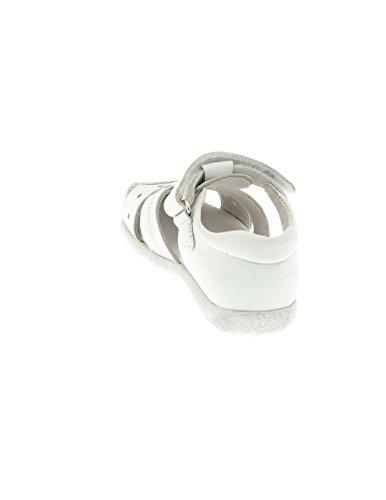 PEAU SANDALIA Andanines 15119404 NIO BLANC Blanc