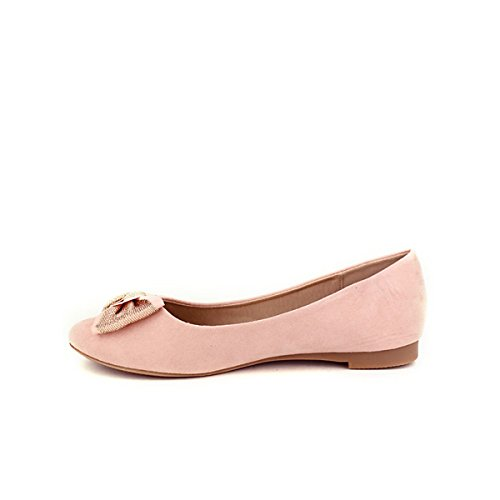 Cendriyon Ballerines Pink Sixth and Shoes Chaussures Femme Rose