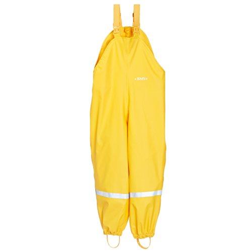 BMS Buddelhose - SoftSkin, Gelb, Größe 86 (Öse Baby-mädchen)