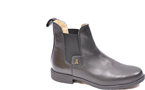 Hobo Sir John Train Bottines Bottines d'équitation - Noir