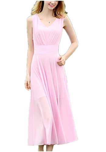 Leader of the Beauty - Robe - Femme Rose