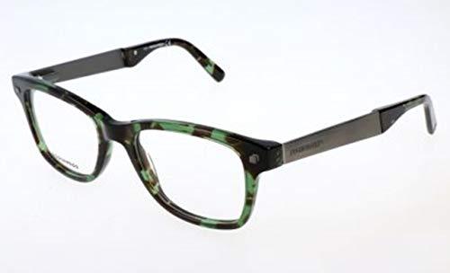 Dsquared2 Unisex-Erwachsene D Squared DQ5130 055-49-18-145 Brillengestelle, Grün, 49