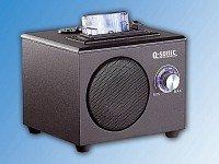 """Q-Sonic USB-Kassettenspieler \""""DigiCube\"""" inkl. Musik- & Audio- Restaurator Pro 5"""