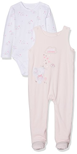 Mothercare Baby-Mädchen Latzhose My First Rose, 80