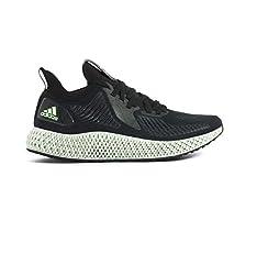 adidas 4D Run Laufen-Jogging Schuhe fur Straße und Leichten Feldweg mit Neutraler Unterstützung für Männer Star Wars Schwarz 41 1/3 EU