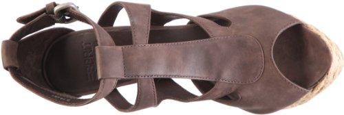 ESPRIT Collection BELKA T SANDAL R14551, Sandali donna Marrone (Braun/medium brown)