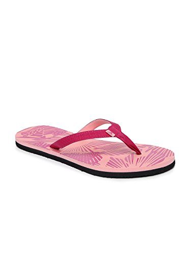 adidas Women's Aril Attack Women Pink Flip-Flops and House Slippers - 6 UK/India (39.33 EU)