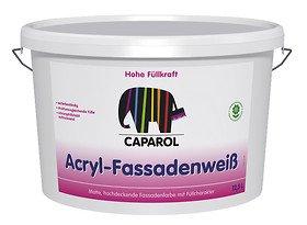 Caparol Acryl-Fassadenweiss 12,500 L