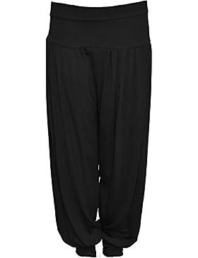 Originmenswear - Pantalones elásticos de baile para niños