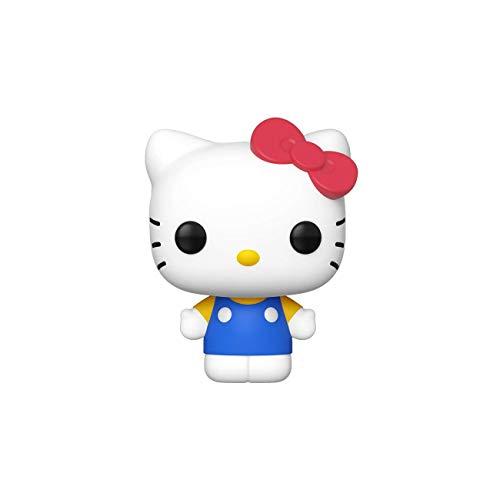 Funko 43461 POP Vinyl Sanrio: Hello Kitty-HK (Classic) (CLSC) Sammelbares Spielzeug, Mehrfarben