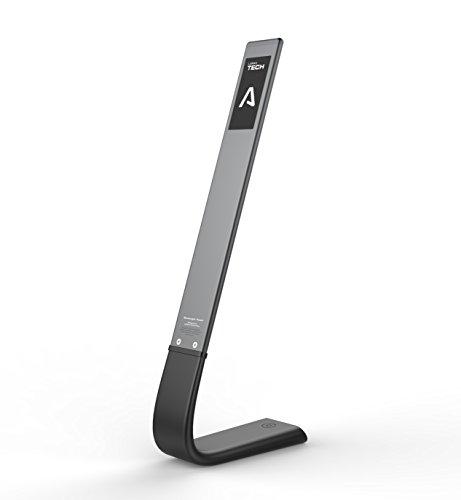 Preisvergleich Produktbild LAMAX TECH GentiLight Touch (Black) LED Multi-Funktionsleuchte Tischlampe 3 Lichtarten und Dimmbar