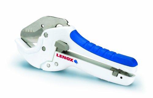 Lenox Industrial Tools 12123R1PVC cutter bis zu 1-5/8Zoll Ratschenmechanismus Schnitt - Ratchet Pvc Cutter