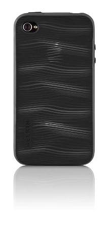 Belkin Grip Graphix Laser Etched Case for iPhone 4 / 4G - Black Pearl