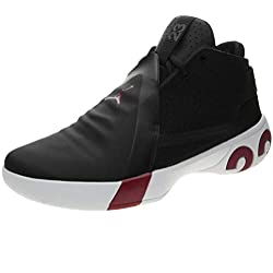 Nike Jordan Ultra Fly 3, Zapatillas de Baloncesto para Hombre, (Black/White/Gym Red 005), 43 EU