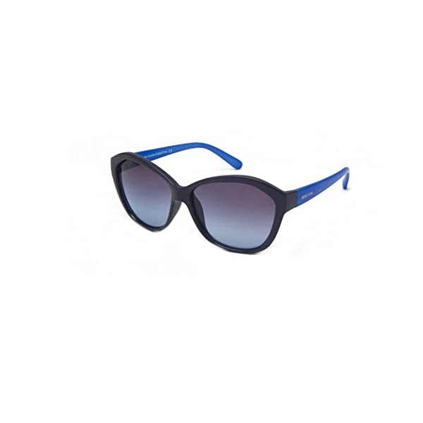United Colors of Benetton BE936S03 Gafas de sol, Violet/Blue, 59 para Mujer