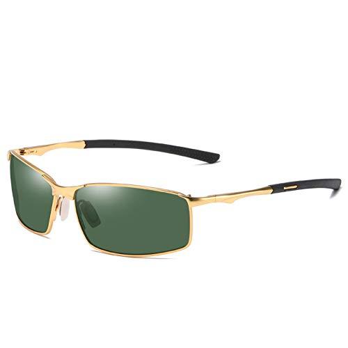 CCGKWW Marke Männer Hd Polarisierte Sonnenbrille Klassische Vintage Sonnenbrille Beschichtung Objektiv Driving Eyewear Für Männer Uv400 Oculos