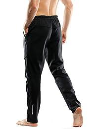 INBIKE Pantalon Randonnée Camping Sports Homme Pantalons Sportswear  Imperméable Coupe-Vent Bas de Survêtement Velo 1961922094a