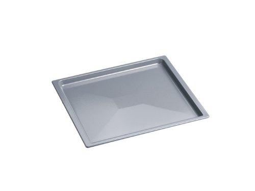 Miele HBB 60 grau Backblech für Herde/Backöfen/PerfectClean veredelt/Besonders leichte Reinigung