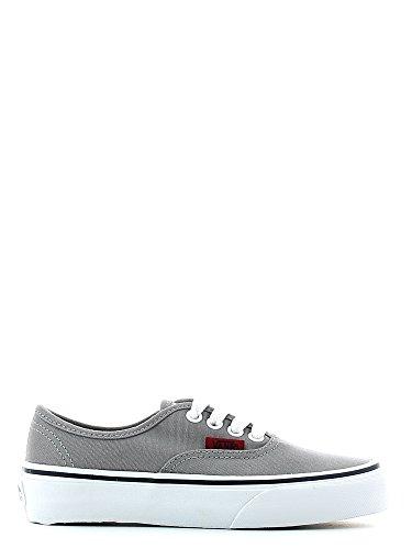 Vans Unisex-Kinder Vzuqfk0 Sneaker - (pop) frst gry/