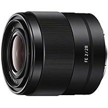 Sony SEL28F20 FE 28 mm Lente f/2-22 Estándar y principal para Cámaras Mirrorless
