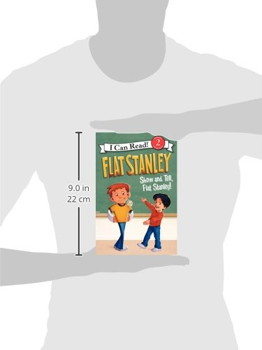 Flat Stanley: Show-And-Tell, Flat Stanley! (Flat Stanley: I Can Read!, Level 2)