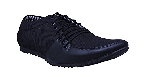 ESENSE 7 LACE Men's Black Casual Shoe(8)