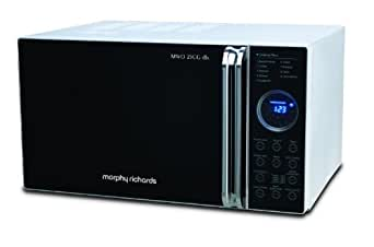 Morphy Richards 25 L Convection Microwave Oven (25CG dlx, Silver)