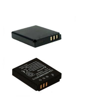 Ex-Pro Panasonic CGA-S005 CGA-S005E DMW-BCC12 High Power Plus Year Warranty Replacement Lithium Li-on Digital Camera Battery for Panasonic Lumix