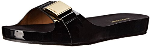 Calvin Klein Marlie Damen US 7.5 Schwarz Sandale