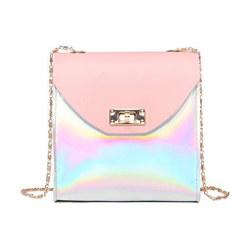 Mitlfuny handbemalte Ledertasche, Schultertasche, Geschenk, Handgefertigte Tasche,Neue süße Frau Umhängetasche Geldbörse kleine quadratische Tasche kreative Umhängetasche -